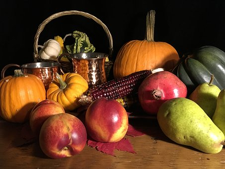 panier fruit et légume de saison